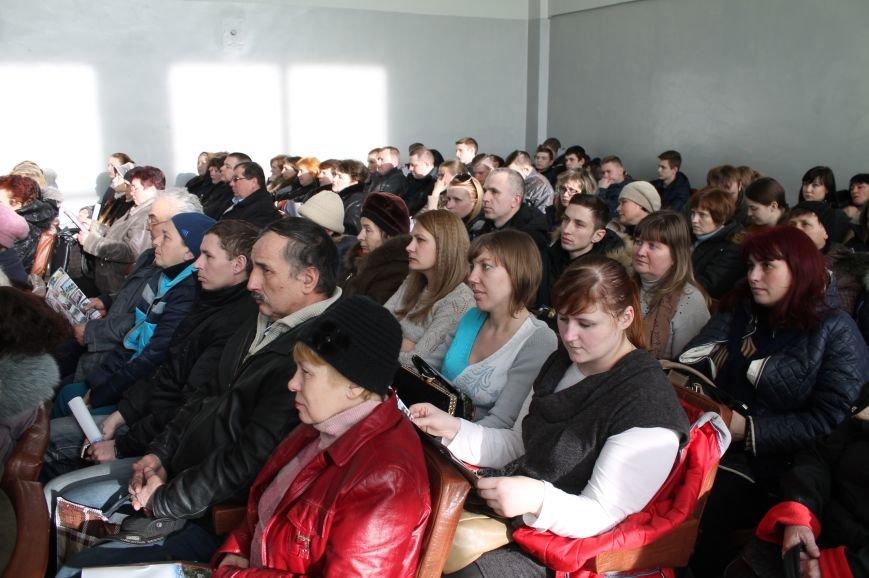 В Западном микрорайоне обсудили Социальный проект, фото-3