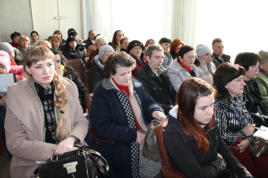 В Западном микрорайоне обсудили Социальный проект, фото-6