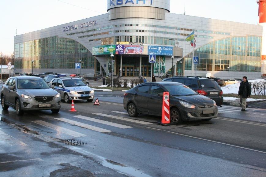 В новой Москве в Троицке на пешеходном переходе был сбит ребенок (ФОТО), фото-1