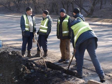 В Днепропетровске коммунальщики очистили ливнёвые стоки (ФОТО), фото-3