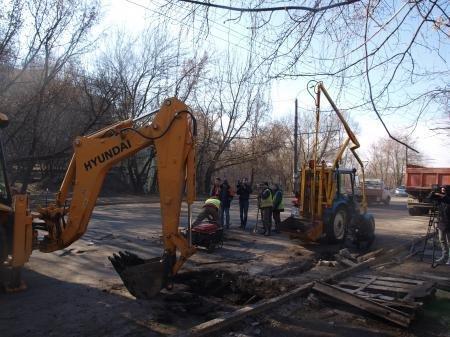 В Днепропетровске коммунальщики очистили ливнёвые стоки (ФОТО), фото-2