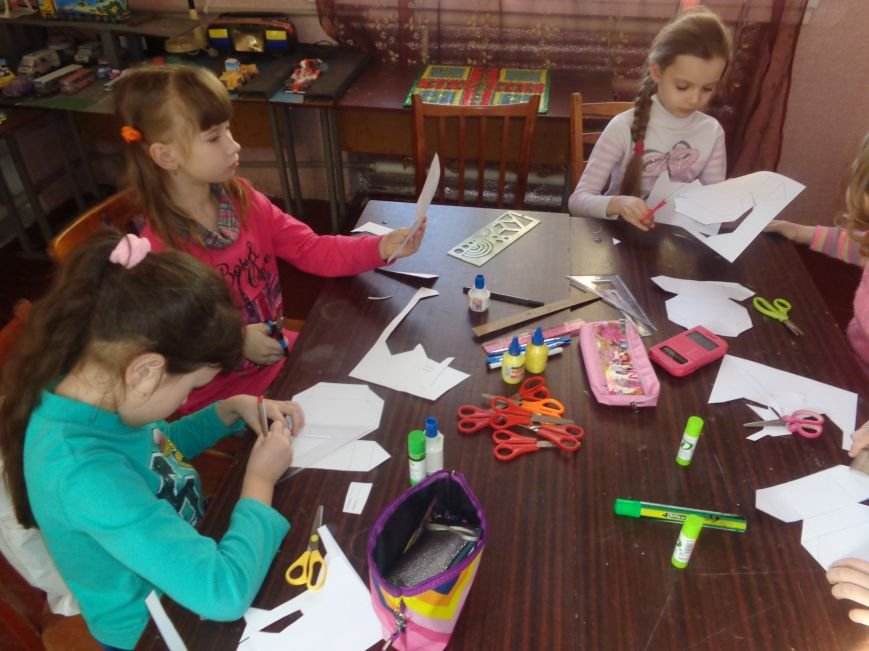 В Красноармейске дети переселенцев приготовились к встрече весны (фото) - фото 6