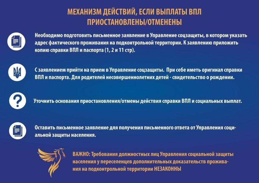 Макеевчанам на заметку: подтверждение статуса переселенца (пошаговая инструкция) (фото) - фото 2