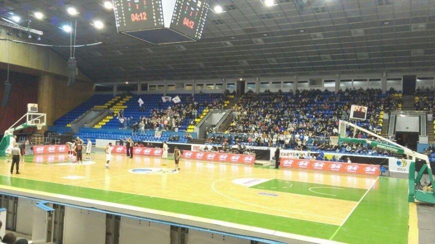 Криворожские баскетболисты вышли в финал Кубка Украины (ФОТО) (фото) - фото 1