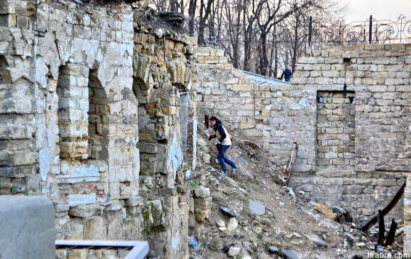 В Одессе ради экстремального снимка рискую жизнью (ФОТО) (фото) - фото 1