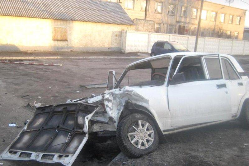 Легковушка и две фуры столкнулись под Белгородом (фото) - фото 6