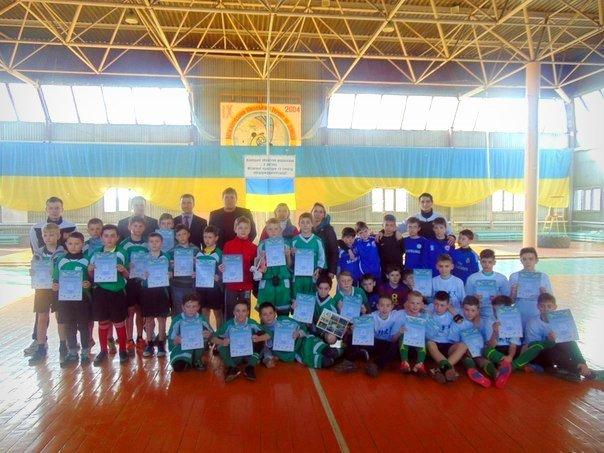 Футбольная команда Славянской школы №17 стала лучшей в области (фото) - фото 1