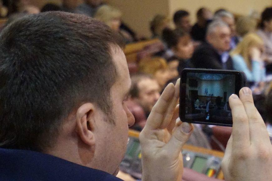 Криворожские депутаты проголосовали за выделение из бюджета дополнительных средств на содержание коммунальных СМИ (ФОТО) (фото) - фото 6