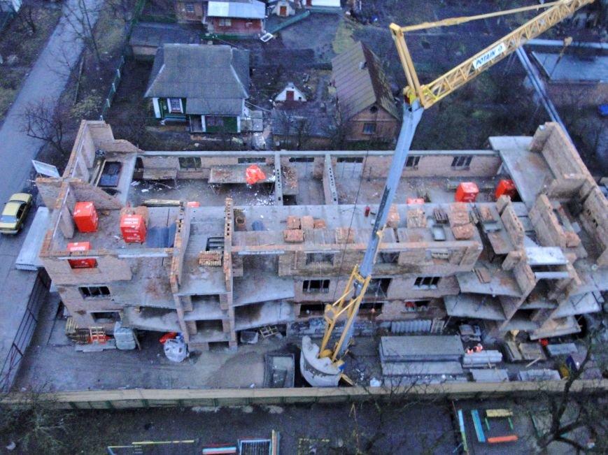 У Хмельницькому жителі вимагають припинення будівництва (Фото) (фото) - фото 4