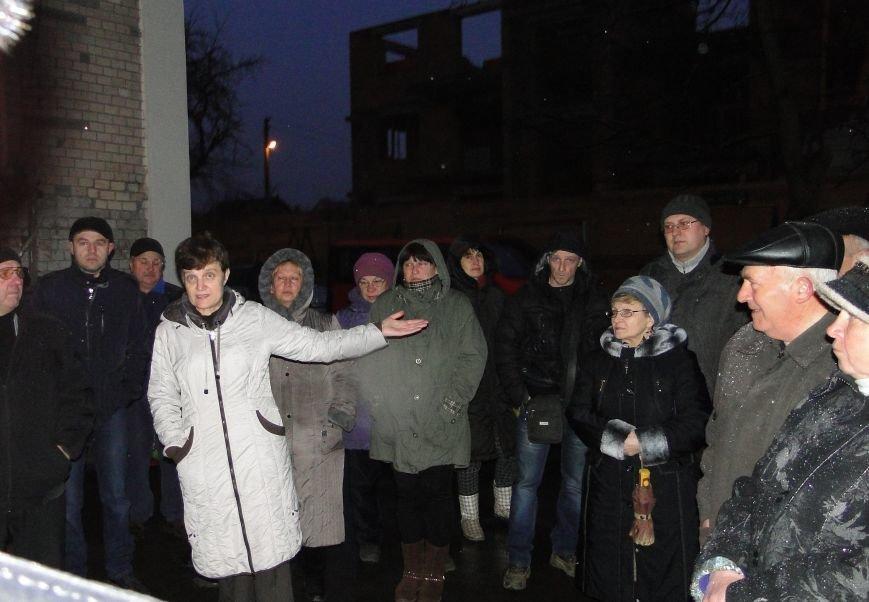 У Хмельницькому жителі вимагають припинення будівництва (Фото) (фото) - фото 2