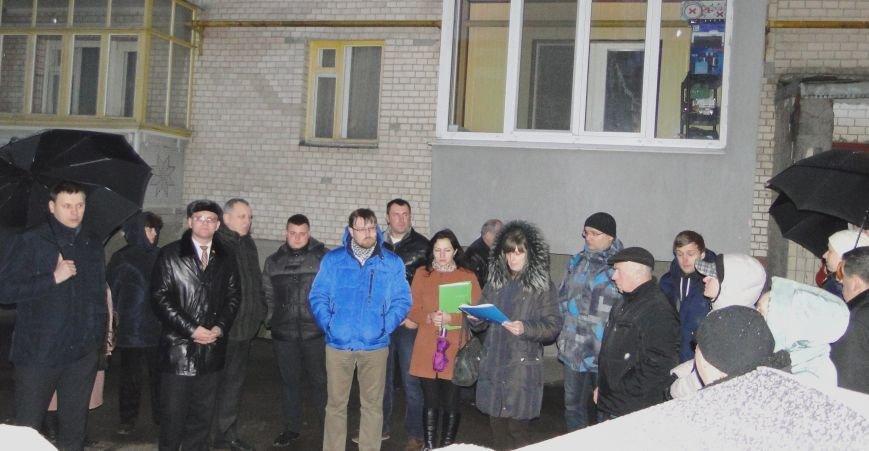 У Хмельницькому жителі вимагають припинення будівництва (Фото) (фото) - фото 1