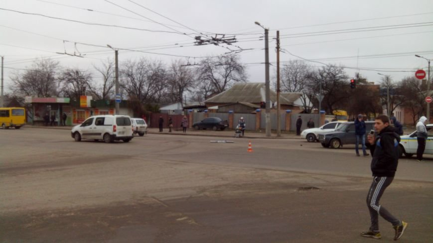 В Кировограде произошло небольшое ДТП (ФОТО), фото-4