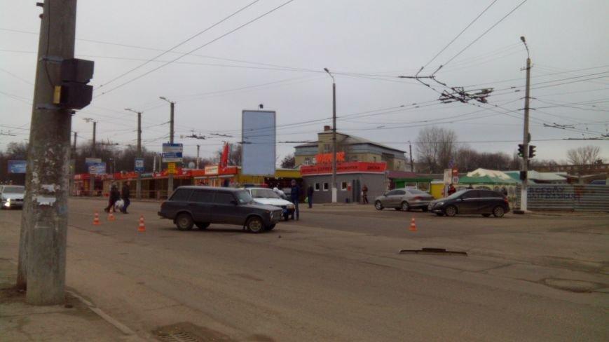 В Кировограде произошло небольшое ДТП (ФОТО), фото-1