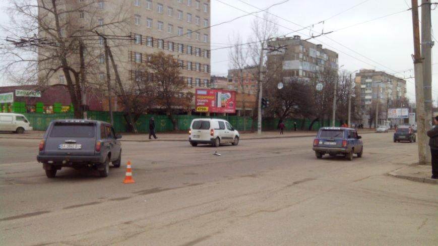 В Кировограде произошло небольшое ДТП (ФОТО), фото-3