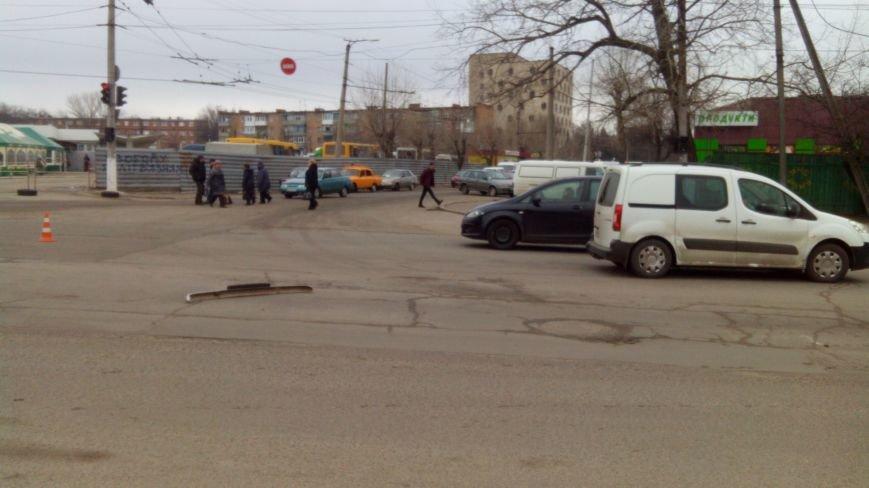 В Кировограде произошло небольшое ДТП (ФОТО), фото-2