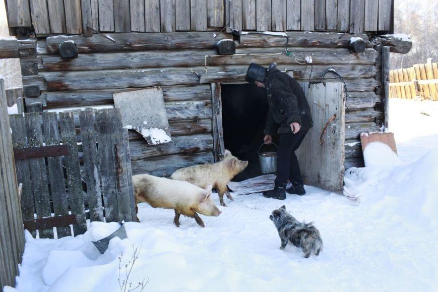 Как макеевчане строят новую жизнь в Сибири (фоторепортаж) (фото) - фото 5
