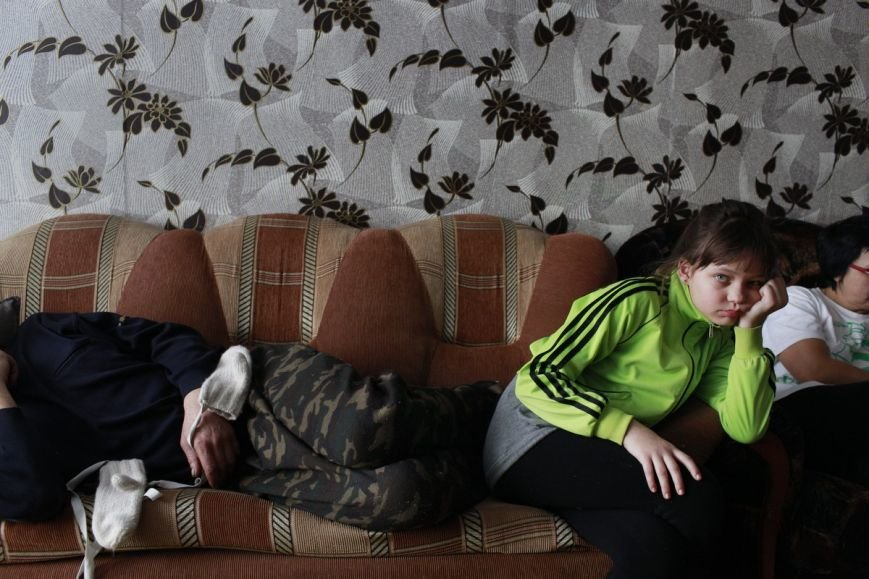 Как макеевчане строят новую жизнь в Сибири (фоторепортаж) (фото) - фото 1