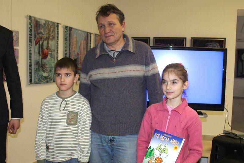 Сказка от «РасКраски». Евгений Крамской провёл творческую встречу с юными белгородцами, фото-7
