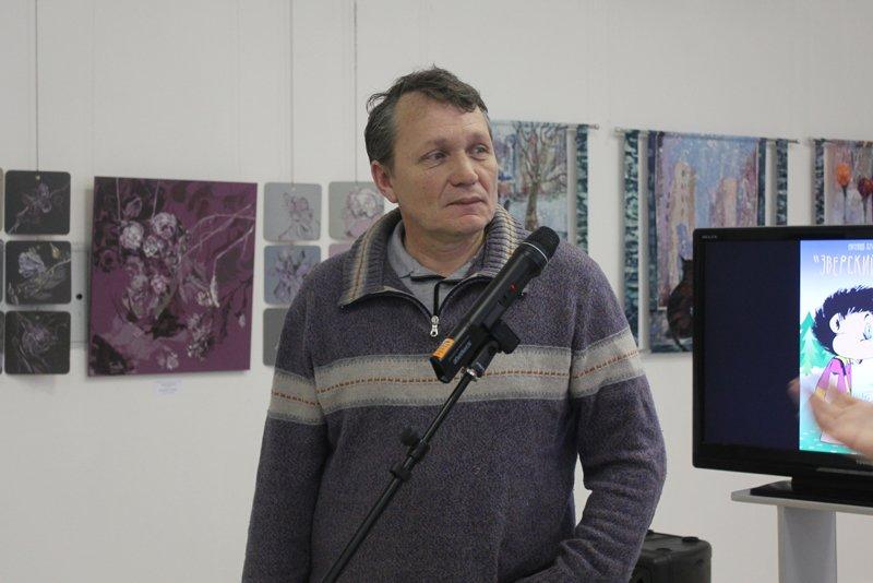 Сказка от «РасКраски». Евгений Крамской провёл творческую встречу с юными белгородцами, фото-4