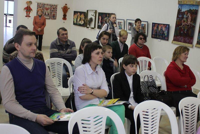 Сказка от «РасКраски». Евгений Крамской провёл творческую встречу с юными белгородцами, фото-3
