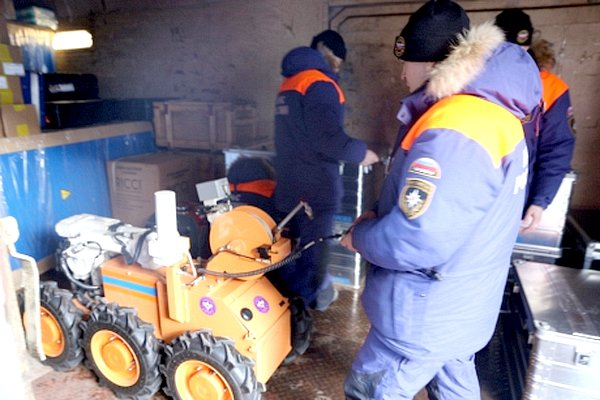 Мэр Воркуты объявил, что спасатели сделали все возможное для спасения шахтеров (фото) - фото 1