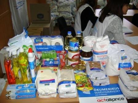 Помощь без границ: Венгерская Экуменическая Служба Помощи  не оставляет в беде переселенцев (фото) (фото) - фото 1