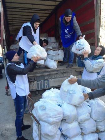 Помощь без границ: Венгерская Экуменическая Служба Помощи  не оставляет в беде переселенцев (фото) (фото) - фото 3