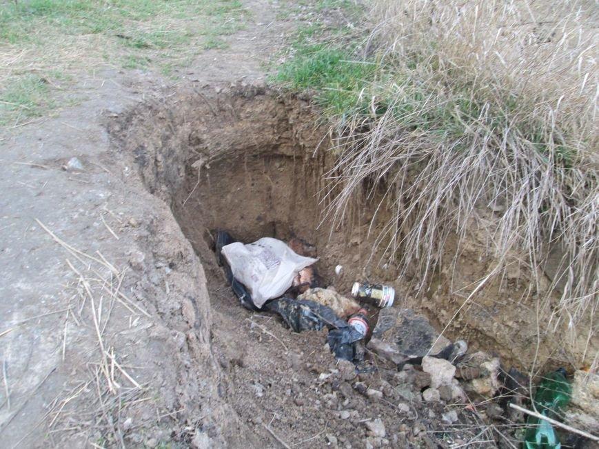 0d42ec08505c1bcf0bef7cf2c4b628ec По дороге на пляж провалиться в подземелье: На 16-й Фонтана на склоне растет оползень