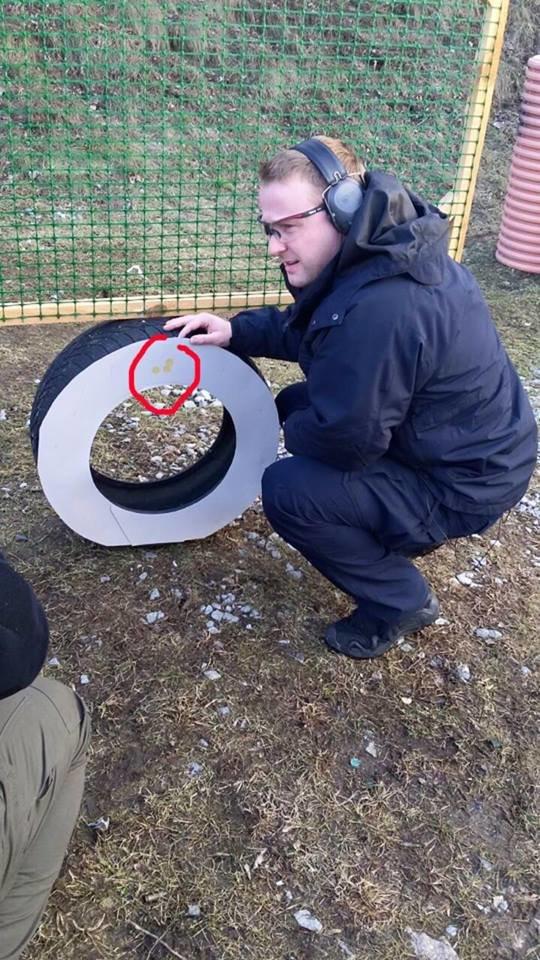 В МВД патрульных обяжут тренироваться в стрельбе по колесам авто (ФОТО) (фото) - фото 1