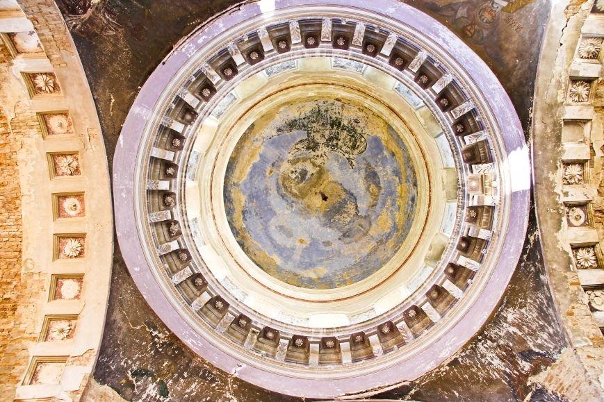 В Ульяновской области восстановят самый красивый из разрушенных храмов, фото-6