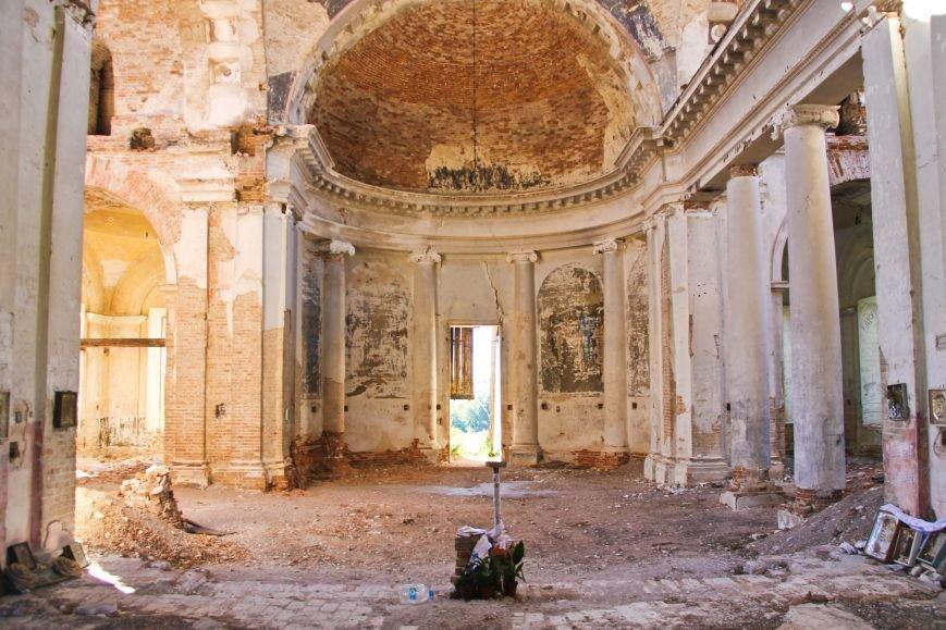В Ульяновской области восстановят самый красивый из разрушенных храмов, фото-5