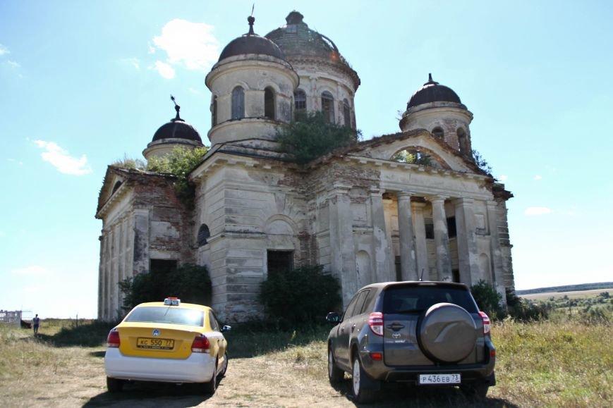 В Ульяновской области восстановят самый красивый из разрушенных храмов, фото-3