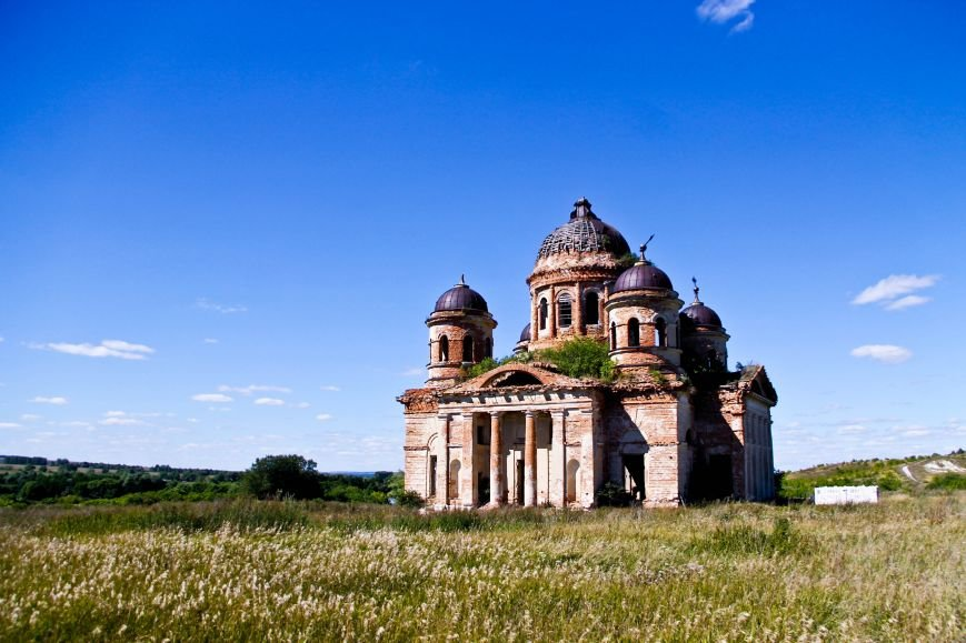 В Ульяновской области восстановят самый красивый из разрушенных храмов, фото-4