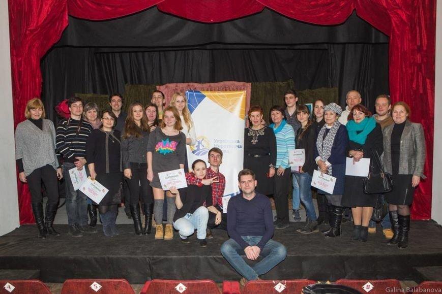 В Мариуполе разыграли театральную постановку, чтобы решить накопившиеся социальные проблемы (ФОТО), фото-1