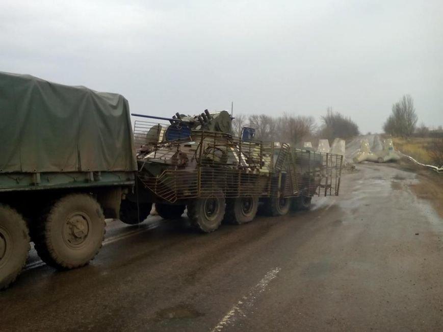 Разведчики ВСУ разминировали и вернули на базу БТР-3, утерянный Нацгвардией (ФОТО, ВИДЕО) (фото) - фото 1
