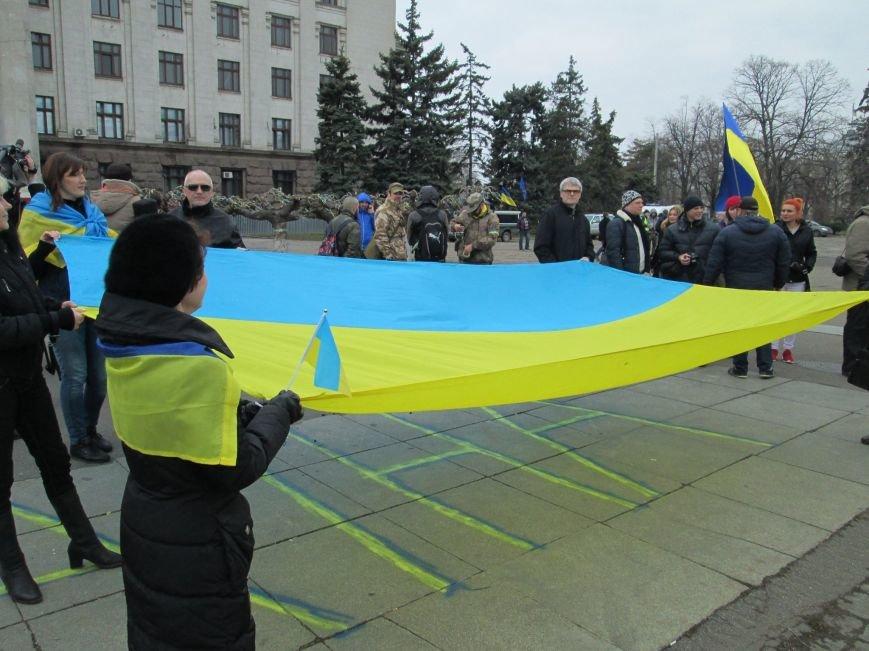 """03fc0ff4be96a46369e96ec9a7b1c40d Украина без олигархов и оккупантов: В Одессу съехалась """"Самооборона"""" со всей страны"""