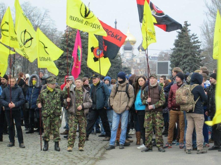 """6cf06e4675e323c999023de6ac3008a9 Украина без олигархов и оккупантов: В Одессу съехалась """"Самооборона"""" со всей страны"""