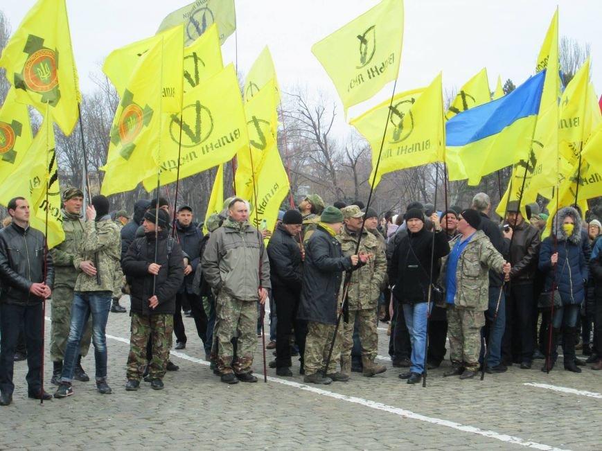 """a013560991e247f0e0f354f88c3958ff Украина без олигархов и оккупантов: В Одессу съехалась """"Самооборона"""" со всей страны"""