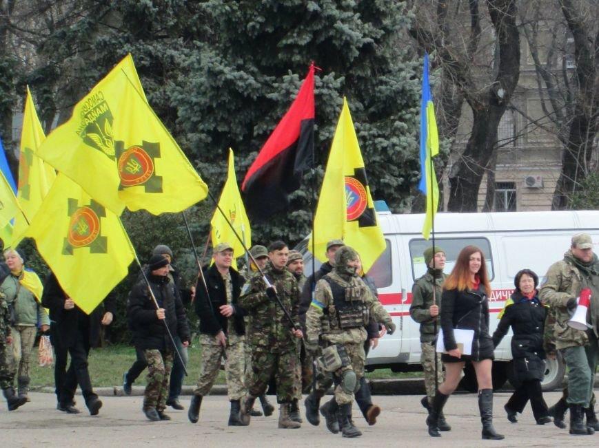 "ad65587c7376119a8db615aa6b82fc17 Украина без олигархов и оккупантов: В Одессу съехалась ""Самооборона"" со всей страны"