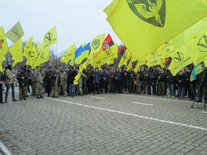"b250212dc27e6eab479b237f58fbb078 Украина без олигархов и оккупантов: В Одессу съехалась ""Самооборона"" со всей страны"