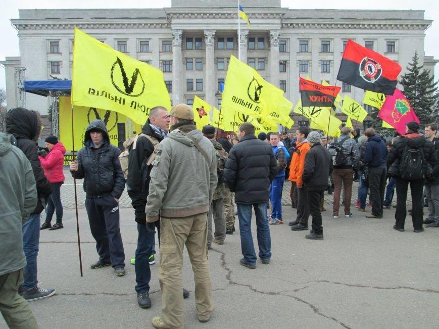 "c2e7eb676280149b2b9acd46254b4459 Украина без олигархов и оккупантов: В Одессу съехалась ""Самооборона"" со всей страны"