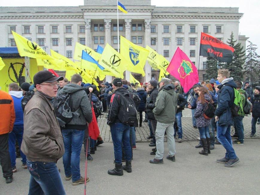 "c9c45501f17f6770a0cbc1ca6d20358e Украина без олигархов и оккупантов: В Одессу съехалась ""Самооборона"" со всей страны"