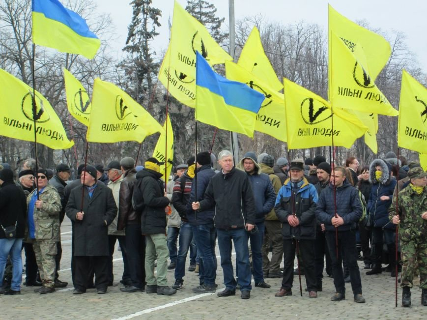 "eea16b66a222580f92a41f92982d3b36 Украина без олигархов и оккупантов: В Одессу съехалась ""Самооборона"" со всей страны"