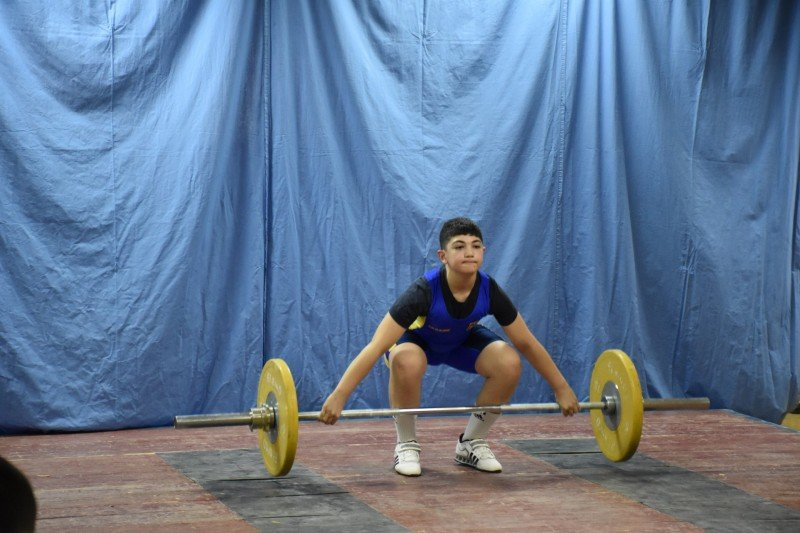 Состоялся Чемпионат Черноморска по тяжёлой атлетике (+фото) (фото) - фото 6