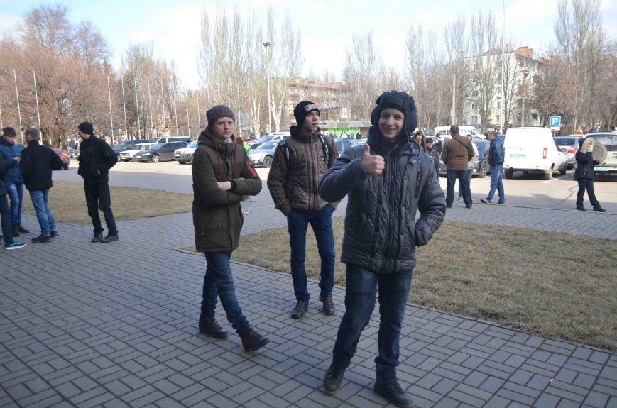 В Запорожье турнир по