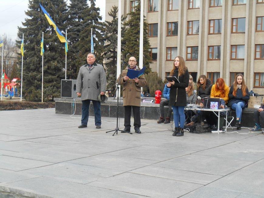 Сегодня вече посетили депутаты Славянского городского совета (фото) - фото 1