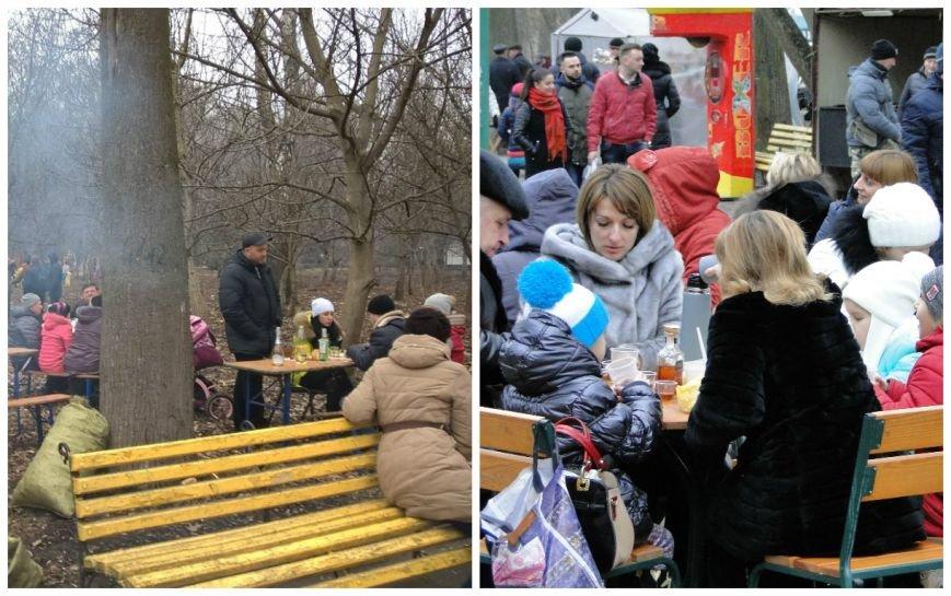 Сьогодні у Хмельницькому проводжали зиму та зустрічали весну (Фото) (фото) - фото 7