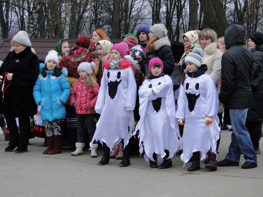 Сьогодні у Хмельницькому проводжали зиму та зустрічали весну (Фото) (фото) - фото 1