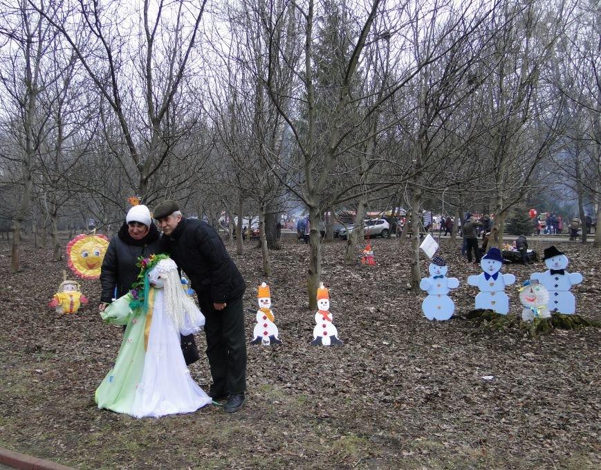 Сьогодні у Хмельницькому проводжали зиму та зустрічали весну (Фото) (фото) - фото 5