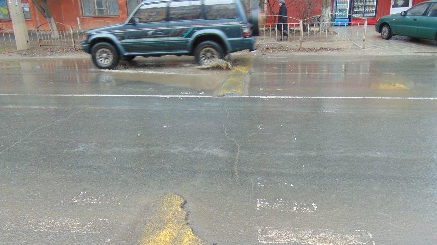 На мариупольской дороге машины снесли
